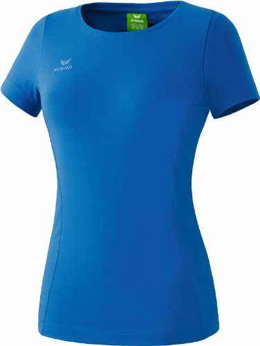 Erima Damen T-Shirt Style, New royal, 38, 208379