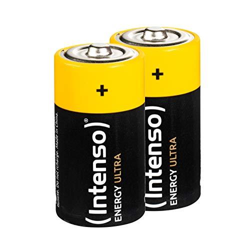 Intenso Energy Ultra C Baby LR14 Alkaline Batterien 2er Pack