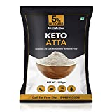 NutroActive Keto Atta (1g Net Carb Per Roti) Extremely Low Carb Flour 1kg
