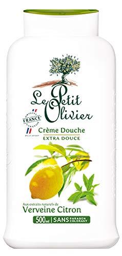 Le Petit Olivier Créme Douche Extra Douce Verveine Citron 500ml