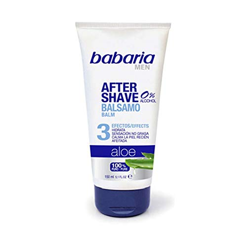 Babaria Babaria Men After Shave Balsamo 150 Ml 150 ml