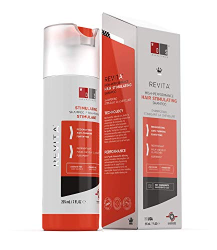 Revita Hair Growth - Shampoo energizzante per la crescita, 205 ml