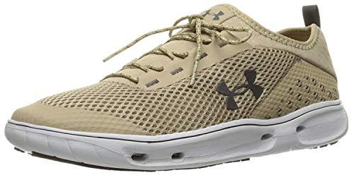 Under Armour Men's Kilchis Sneaker, Desert Sand (290)/White, 12.5