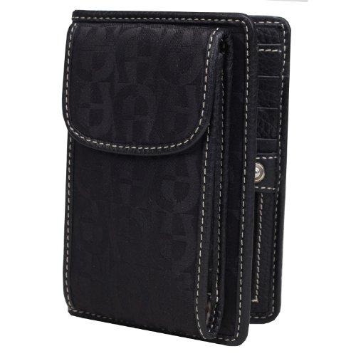 Aigner Fashion Portemonnaie schwarz, 15630585-0007