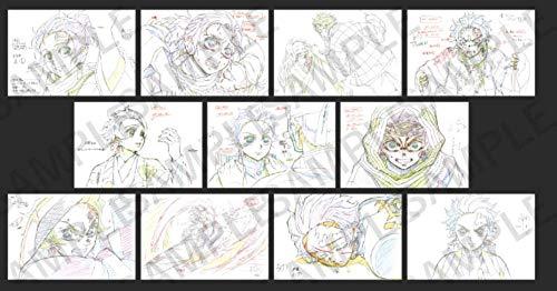 【予約販売】 鬼滅の刃 絵巻カフェ 展示原画 ポストカード セット 竈門炭治郎