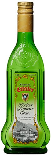Ettaler Kloster Liqueur - grün (1 x 0.5 l)