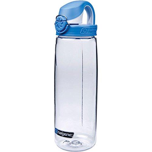 Nalgene Trinkflasche Everyday OTF (Transparent/Blau, 0.7l)