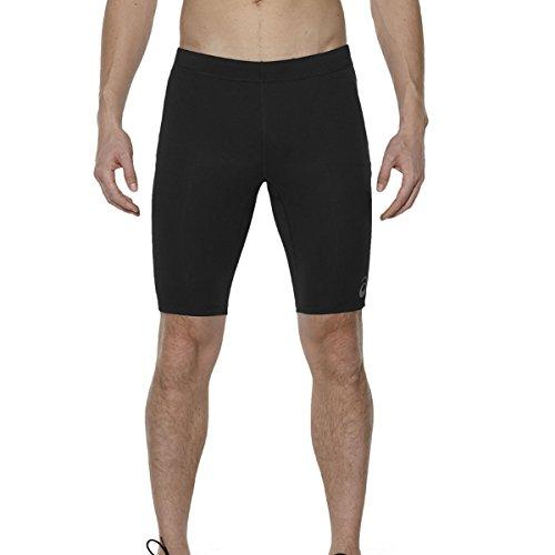 Asics Herren Sprinter Short, schwarz (Performance Black), S