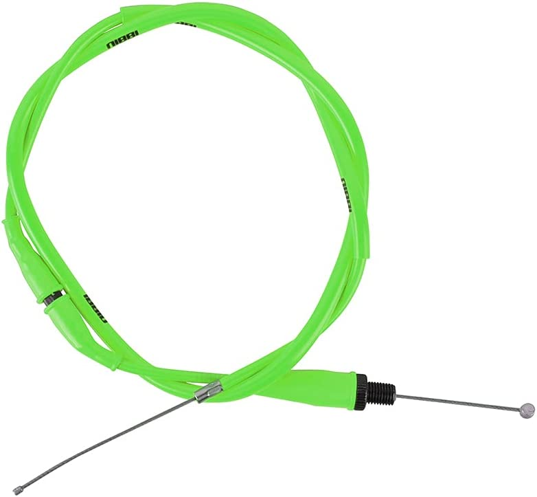 NIBBI 104cm Throttle Cable Fit We OFFer at cheap prices Motocross NC gree Miami Mall