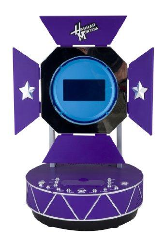 Disney HM300AIE Arkas Hannah Montana Radiowecker/Uhrenradio mit Dockingstation für Apple iPod