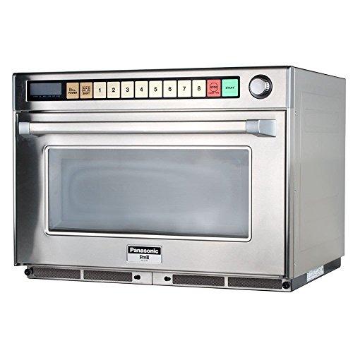 Panasonic Sonic Steamer Commercial Microwave Oven NE-2180