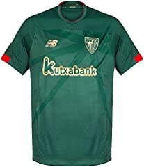 New Balance Camiseta Athletic Bilbao 2ª Equipación 2019-2020 Football Soccer T-Shirt