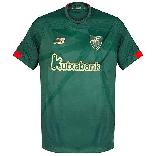 New Balance 2019-2020 Athletic Bilbao Away Football Soccer T-Shirt Camiseta