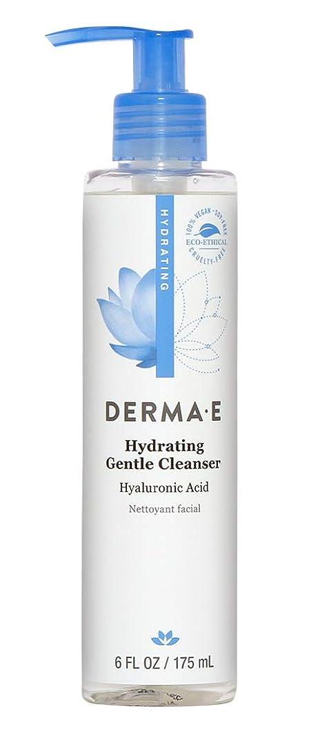 責める文字発動機Derma E Hydrating Cleanser 175ml/6oz並行輸入品