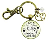 Heart Charms For Friendship Gifts