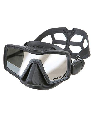 Omer Unisex-Adult Apnoe Einglas Maske, Mehrfarbig, Einheitsgröße