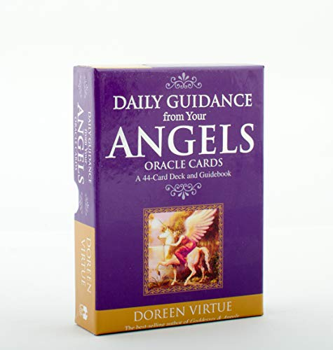 Daily guidance from your angels cards