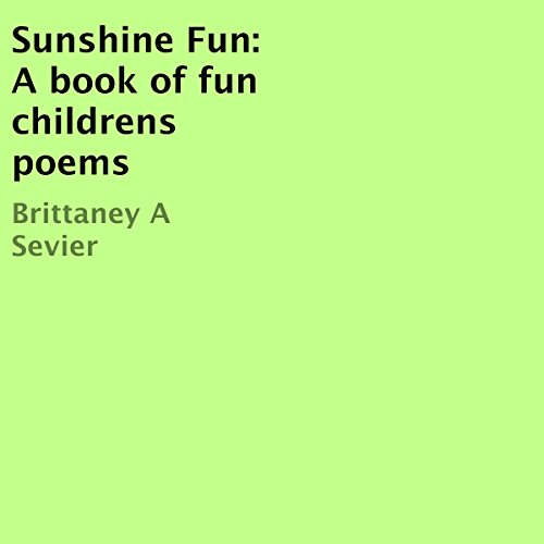 Sunshine Fun audiobook cover art