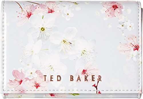 Ted Baker Women's Kane Light Grey Coin Purse