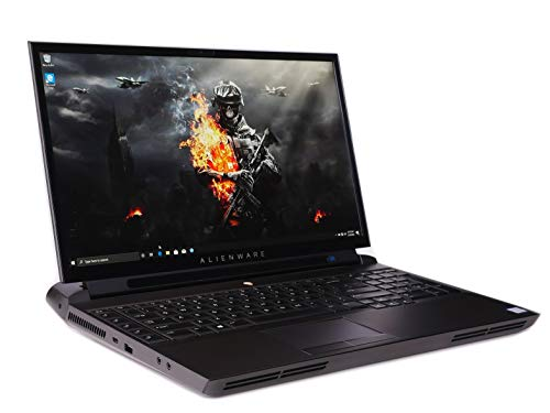Area 51M Gaming Laptop Welcome to A New ERA with 9TH GEN Intel CORE I9-9900K GEFORCE RTX 2080 8GB GDDR6 17.3' FHD 144HZ AG IPS G-SYNC TOBII EYETRACKING (2TB RAID 64GB RAM 10 PRO)