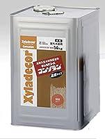 キシラデコール コンゾラン 14kg 水性・造膜タイプ・高耐久木材保護塗料 552ブルー