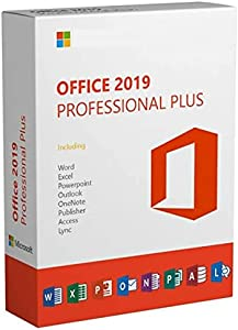 Lifetime Download Card For Office Professional Plus 2019 1 PC