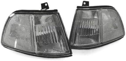 REVi MotorWerks DEPO Clear Corner Lights Manufacturer direct delivery Set Lamps for FIT 1990- Fashionable