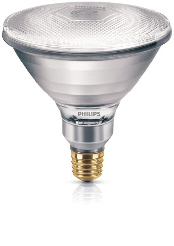Philips Incandescent Reflector Bulb 8711500600417 – Incandescent Bulbs (120 W, Reflector, E27, 2000 h, Clear, 30 °)