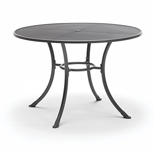 Kettler 110cm Round Mesh Table