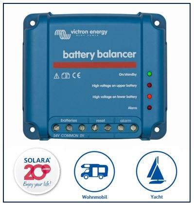 Premium Ladungszustandsausgleicher Victron Battery Balancer