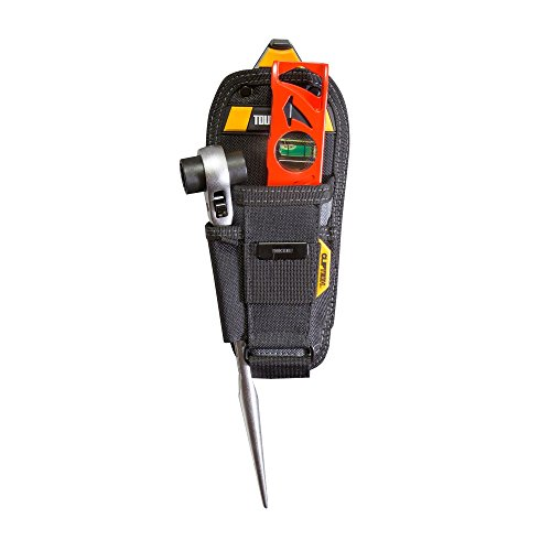 Gerüstbauer Werkzeugset, Holster + Premium Ratsche + magnetische Wasserwaage