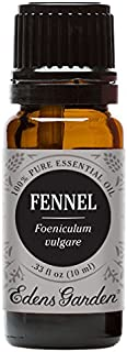 Edens Garden Fennel Essential Oil, 100% Pure Therapeutic Grade (Highest Quality Aromatherapy Oils- Congestion & Digestion), 10 ml