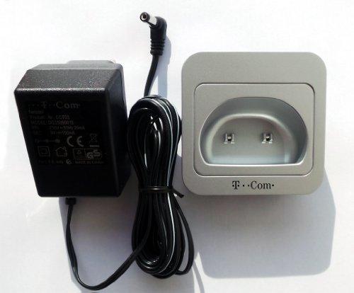 Ladeschale für T-COM Sinus 700 Pack 700i Pack Sinus 900 Pack 900i 900MMS auch für Sinus 30 Sinus 50 Sinus 30L / 50L
