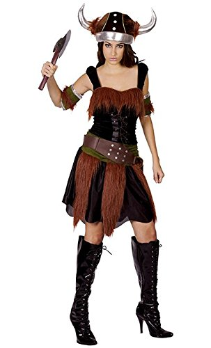 Costume Adulte Viking - Sexy femme- Taille 38-40