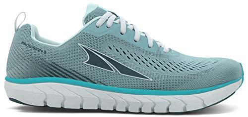 ALTRA Women's AL0A4VRC Provision 5 Road Running Shoe, Teal/Green - 8.5 M US