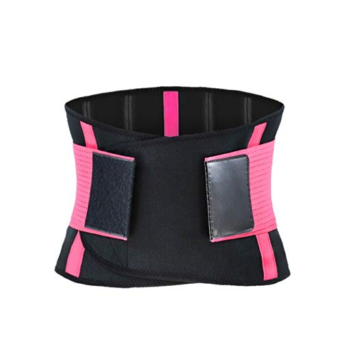 Fat Burners for Men Weight Loss Waist Trainer for Weight Loss Women,Pink,L