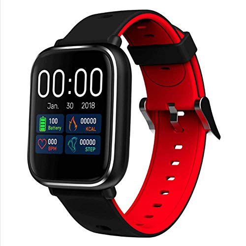 Learn More About OFZYG Smart Watch HD Round Screen Big Color Screen Waterproof Smart Health Blood Pr...