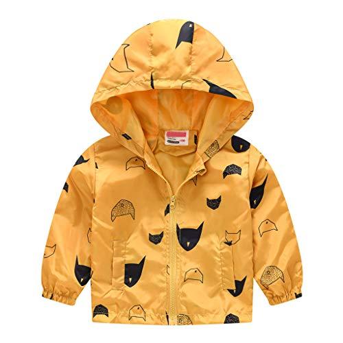 sunnymi - Abrigo protector solar para bebés y niños de 1 a...