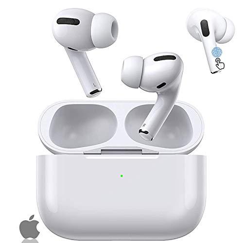 Bluetooth-Kopfhörer,Kabellose Kopfhörer IP65 wasserdichte,Noise-Cancelling-Kopfhörer,Geräuschisolierung,mit 30H Ladekästchen und HD Stereo Mikrofon,für Airpods pro iPhone/Android Airpod