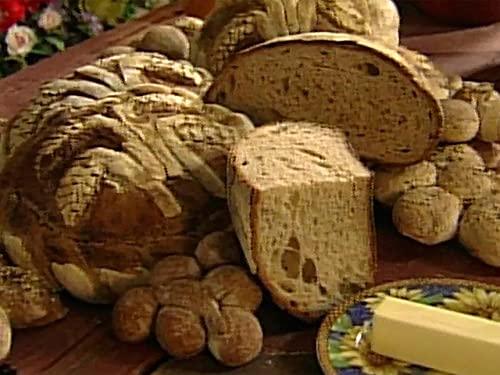 Decorative Sourdough Loaves with Joe Ortiz