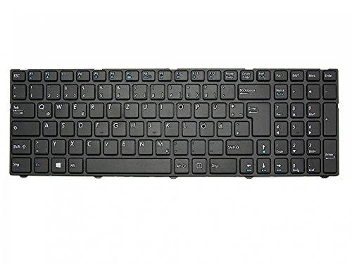 IPC-Computer Medion 40046264 Tastatur DE (deutsch) schwarz/schwarz matt