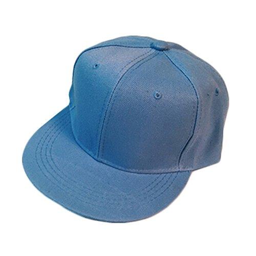 Phoenix Wonder Sky Blue Baseballmütze Sommer gepaßte Kappen Flatcap Unisex Frische Junge Hell
