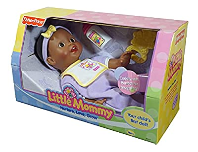 Little Mommy Doll - African American