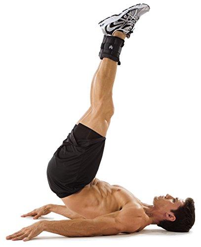 Valeo AW5 5-Pound Adjustable Ankle / Wrist Weights