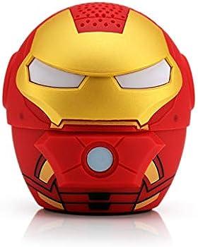 Bitty Boomers Marvel Avengers Iron Man Mini Bluetooth Speaker