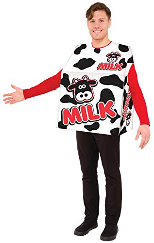Forum Men's Milk Costume, As Shown, OS