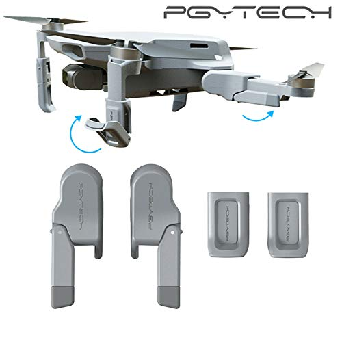 PGYTECH Huaye Mavic Mini Extended Landing Gear Compatible with DJI Mavic Mini Support Protector Extension Replacement Fit Accessories