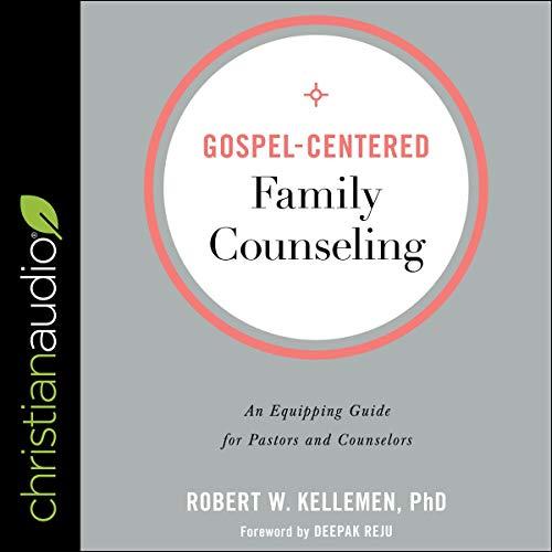 Couverture de Gospel-Centered Family Counseling