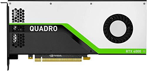 HP NVIDIA Quadro RTX 4000 8GB (3) DP+USBc - Grafikkarte