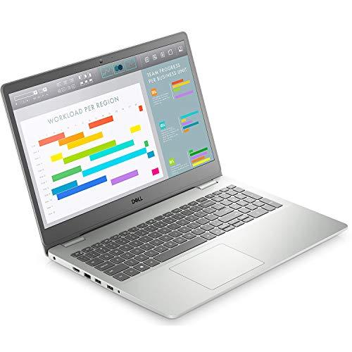 "Dell Inspiron Laptop (2021 Latest Model), 15.6"" FHD Display, AMD Ryzen 3 3250U Processor, AMD Radeon Vega 3 Graphics, 16GB RAM, 256GB SSD, Fingerprint Reader, Webcam, HDMI, Bluetooth, WiFi, Windows 10"